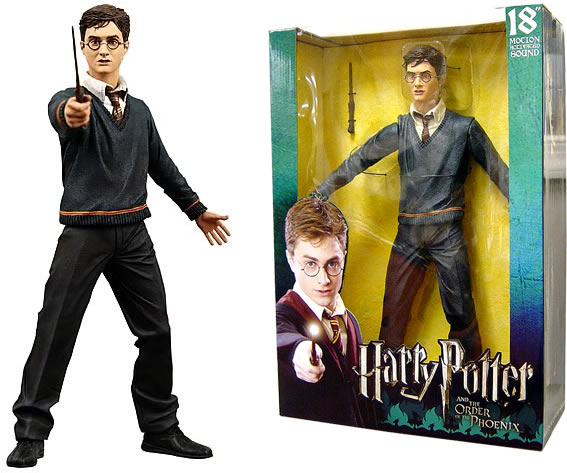 Harry Potter Toys : Welcome to harry potter toy news the toyark