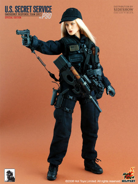Women S Secret Toys : Hot toys female u s secret service agent the toyark news