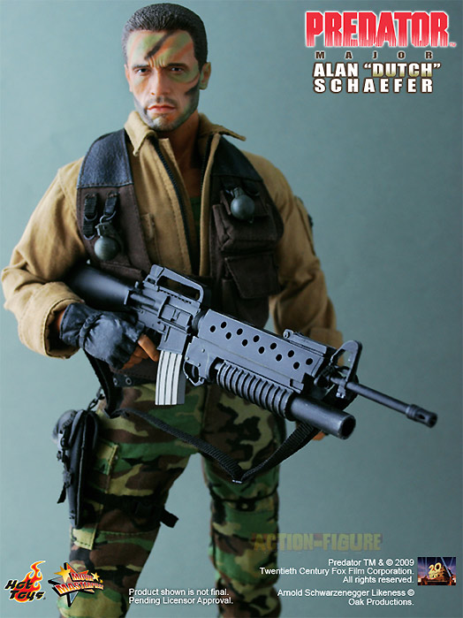 Hot Toys Reveals Dutch Figure The Toyark News