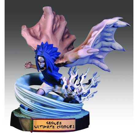 sasuke ultimate chidori statue the toyark news