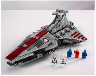 lego republic star destroyer - photo #1