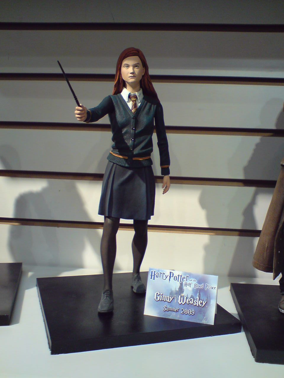harry potter and the half blood prince from toy fair 2009