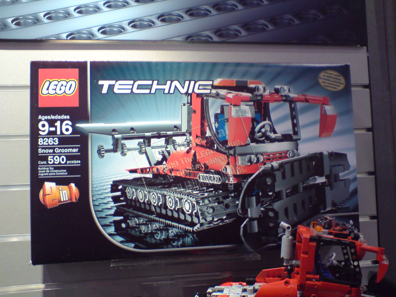 toy fair 39 09 lego technic sets the toyark news. Black Bedroom Furniture Sets. Home Design Ideas