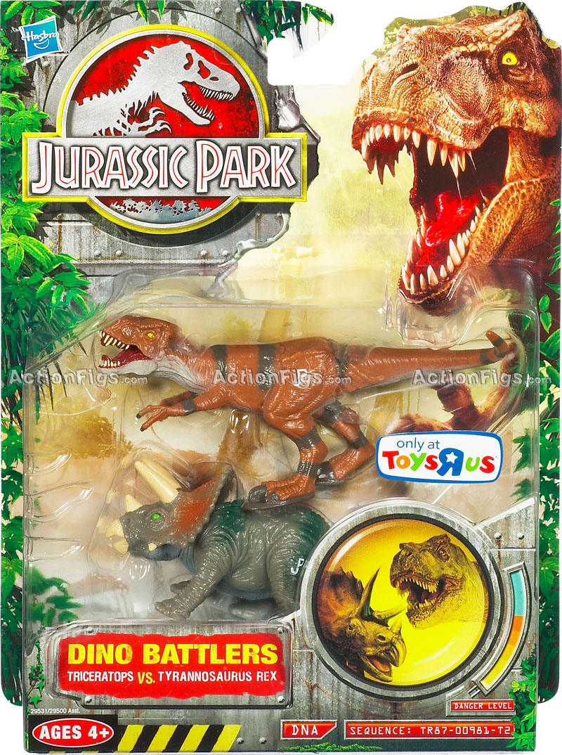 Jurassic Park Toys : Jurassic park toys return to toy r us for the