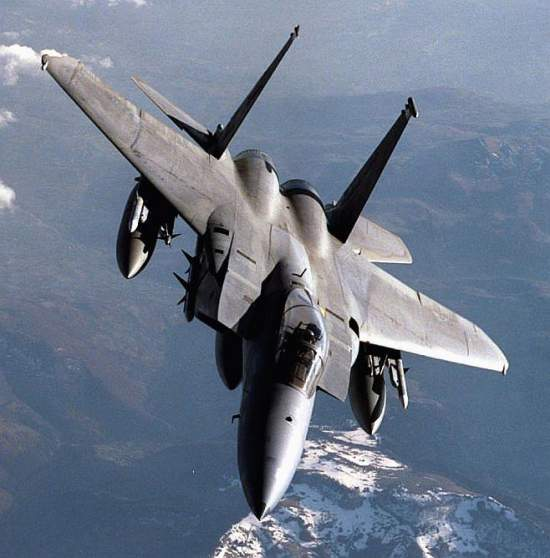 f15 eagle. Flanker amp; F-15 Eagle Under