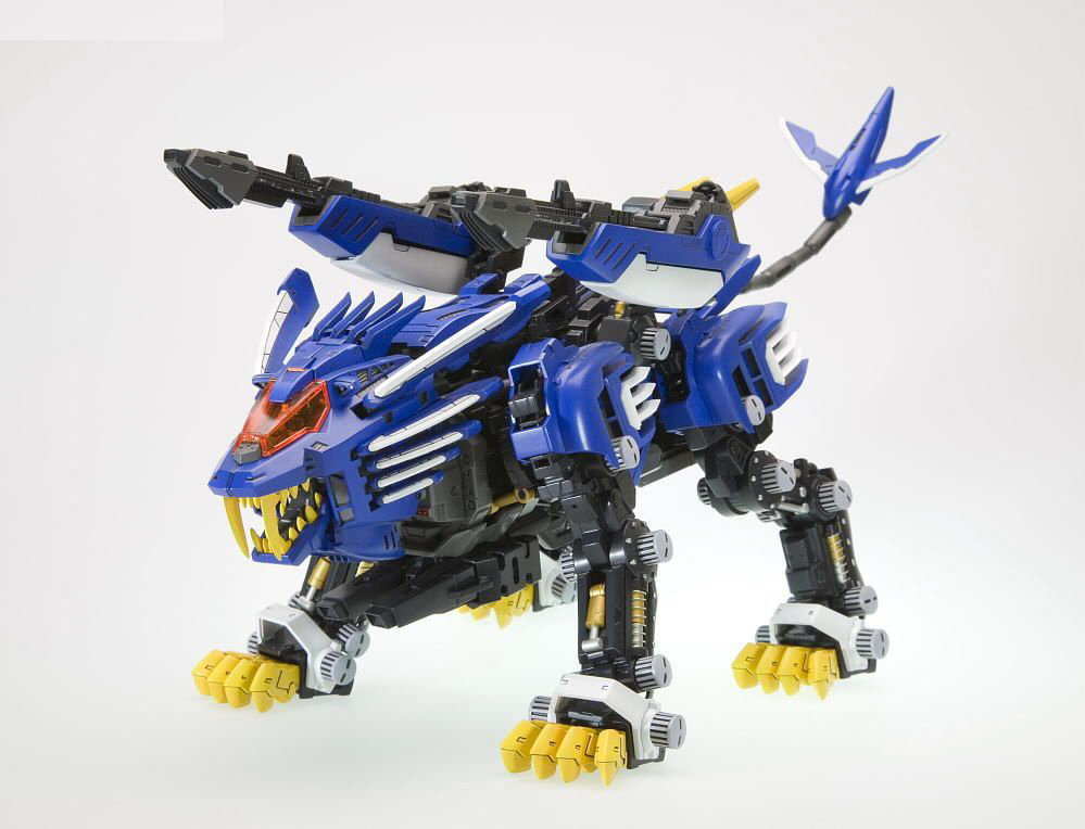 Zoids Shield Liger Zoids Chaotic Century Blade