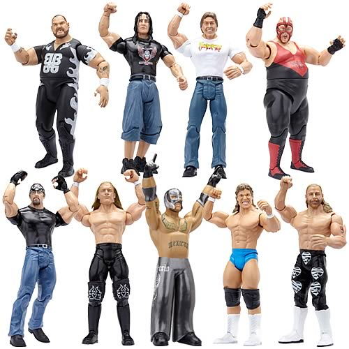 All New Wwe Toys 87