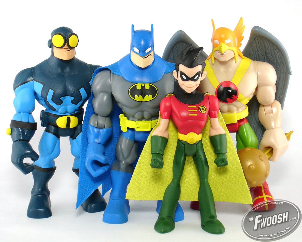 Toys And Friends : Dc superfriends robin image gallery the toyark news