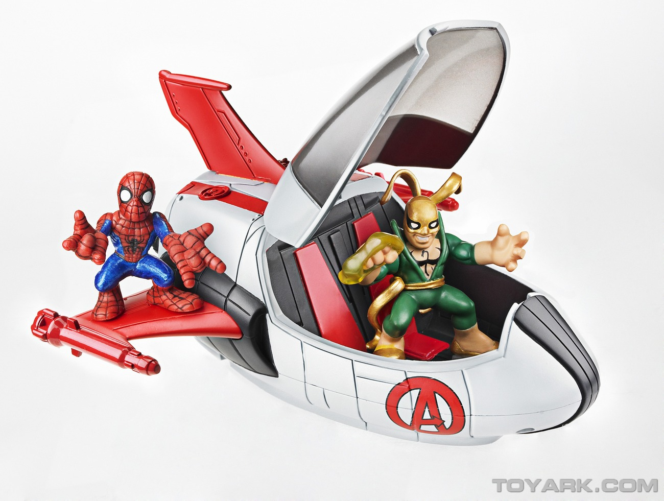 Official Photos Marvel Super Hero Squad From Toy Fair 2010