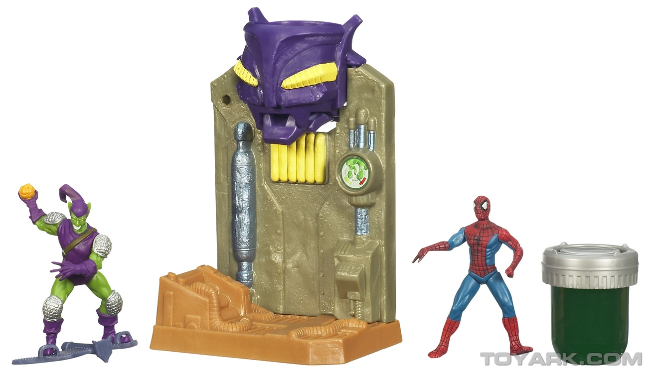 how to make a spiderman toy