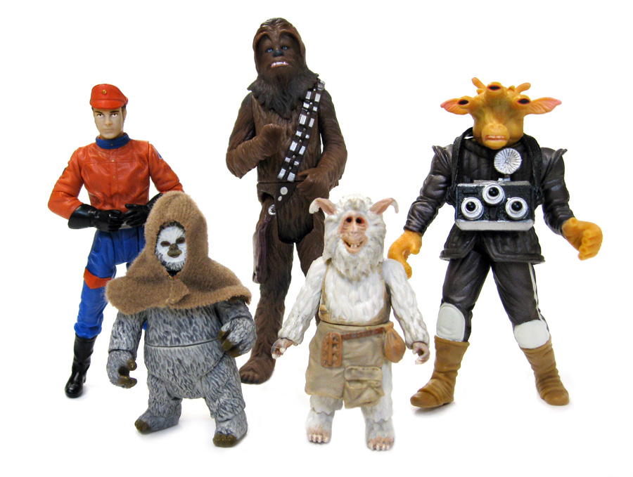 star wars figures checklist. Re: New Disney Star Wars figures.