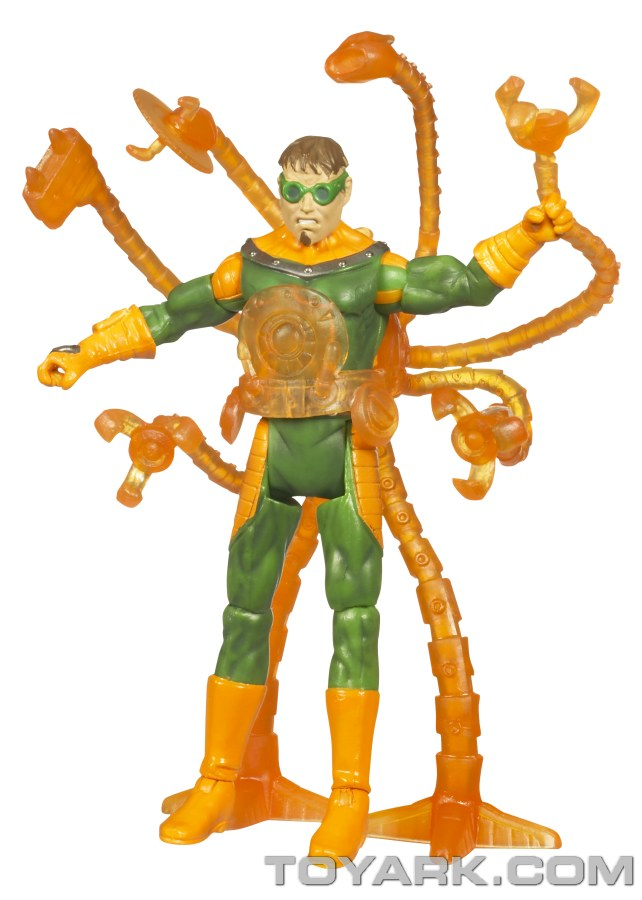 Spider-Man Action Figure Product Images March 2010 - The Toyark - News
