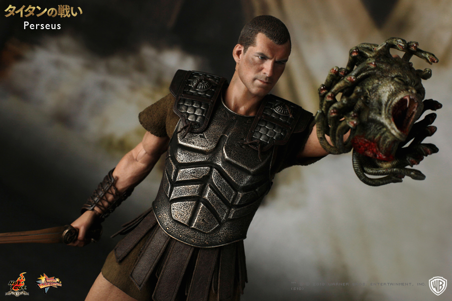 New High Resolution Clash Of The Titans Perseus Photos ...