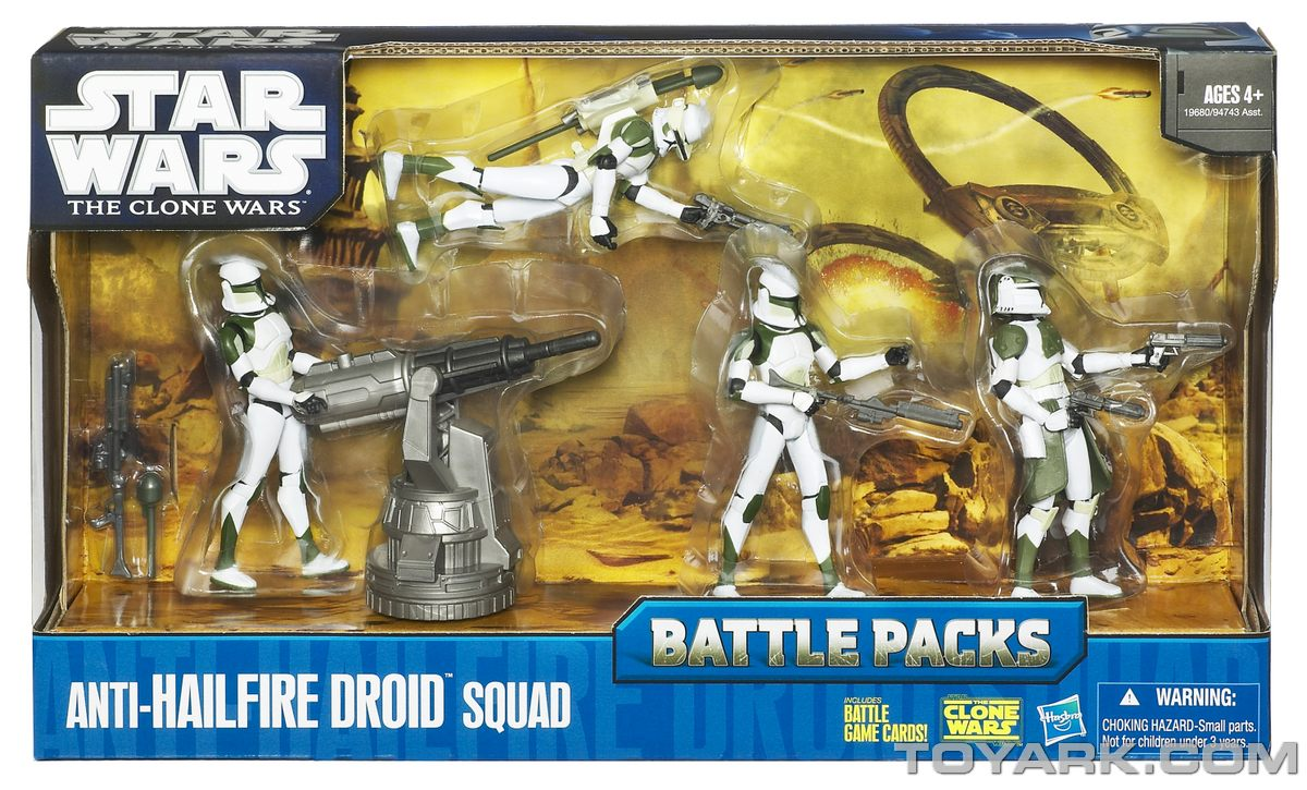 clone wars 2010 battle packs vehicles and more the. Black Bedroom Furniture Sets. Home Design Ideas