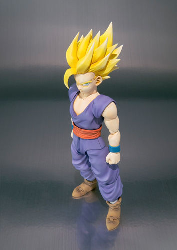 New Photos Dragonball Yen Kai Gohan From SH Figuarts