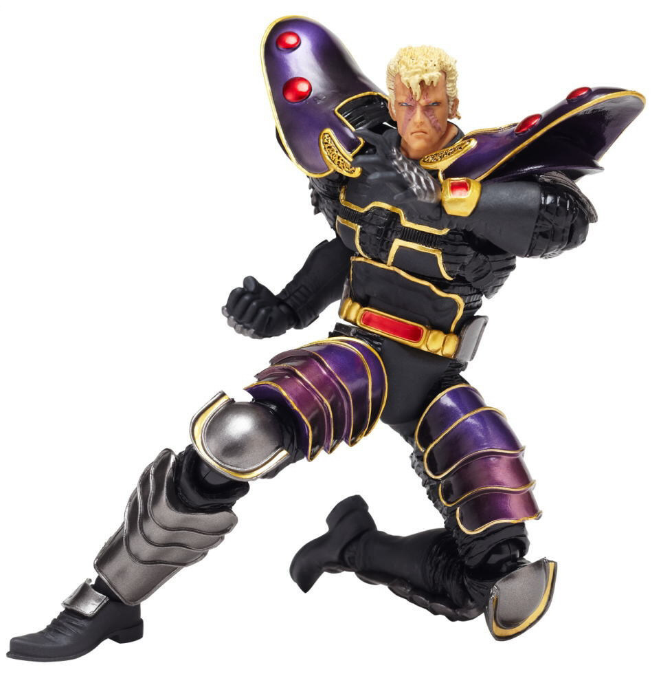 Fist of the north star kaioh