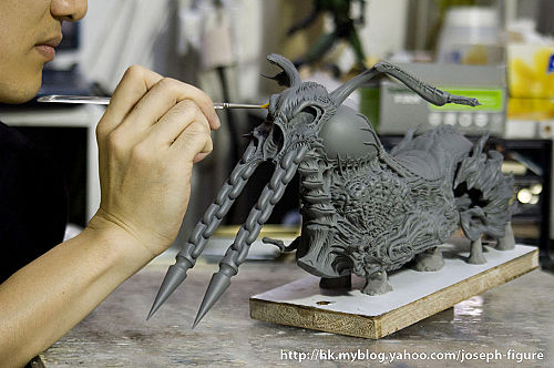 Rider Toy Hot Toys Ghost Rider Making of