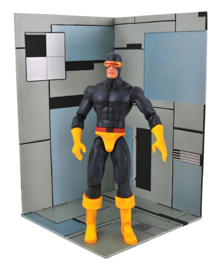 Marvel-Select-Cyclops-Action-Figure