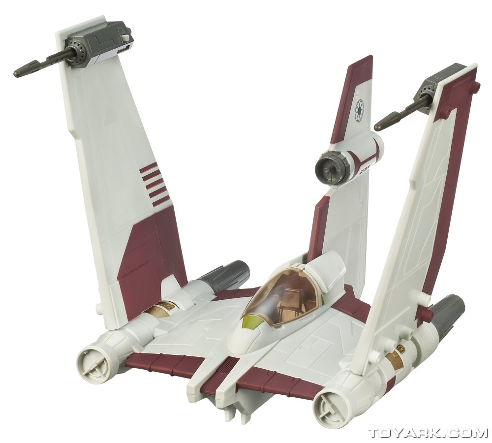 official images of star wars vehicles 8 2010 the toyark news. Black Bedroom Furniture Sets. Home Design Ideas