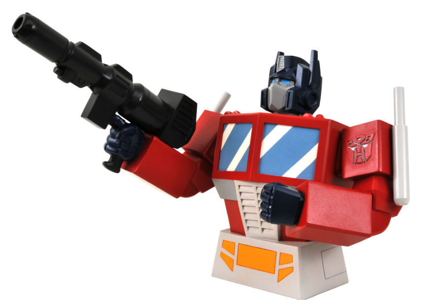 Transformers-Optimus-Prime-Bust-Bank