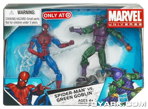 Spiderman 1 Toys Green...