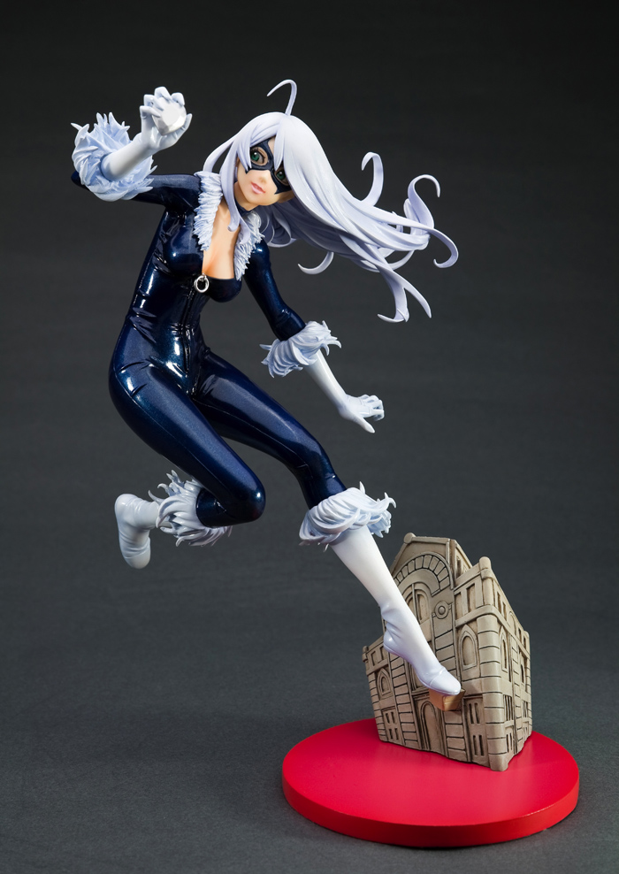 black cat marvel. Kotobukiya Black Cat Marvel