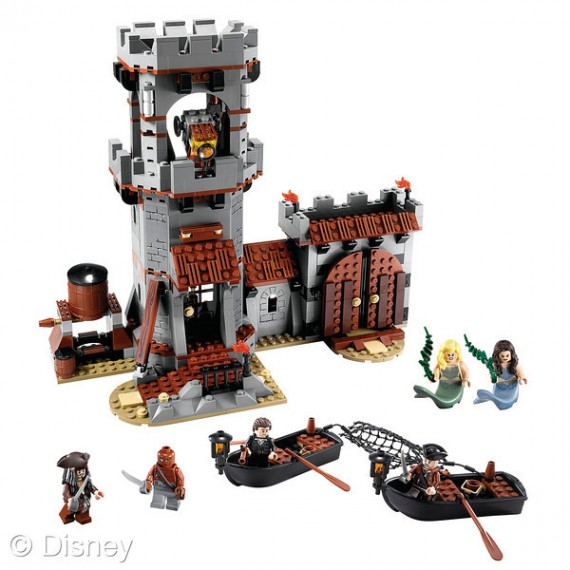 Pirates Of The Caribbean Toys : Lego reveals pirates of the caribbean toys toyark news