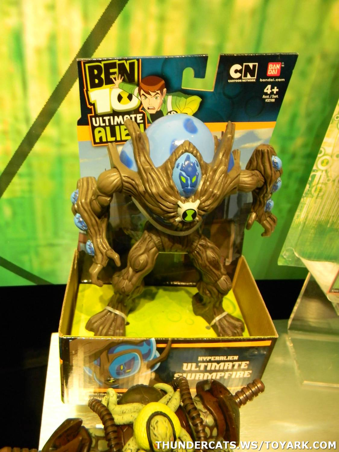 Ben 10 Ultimate Alien Toy Fair 2011 Show Room Images The