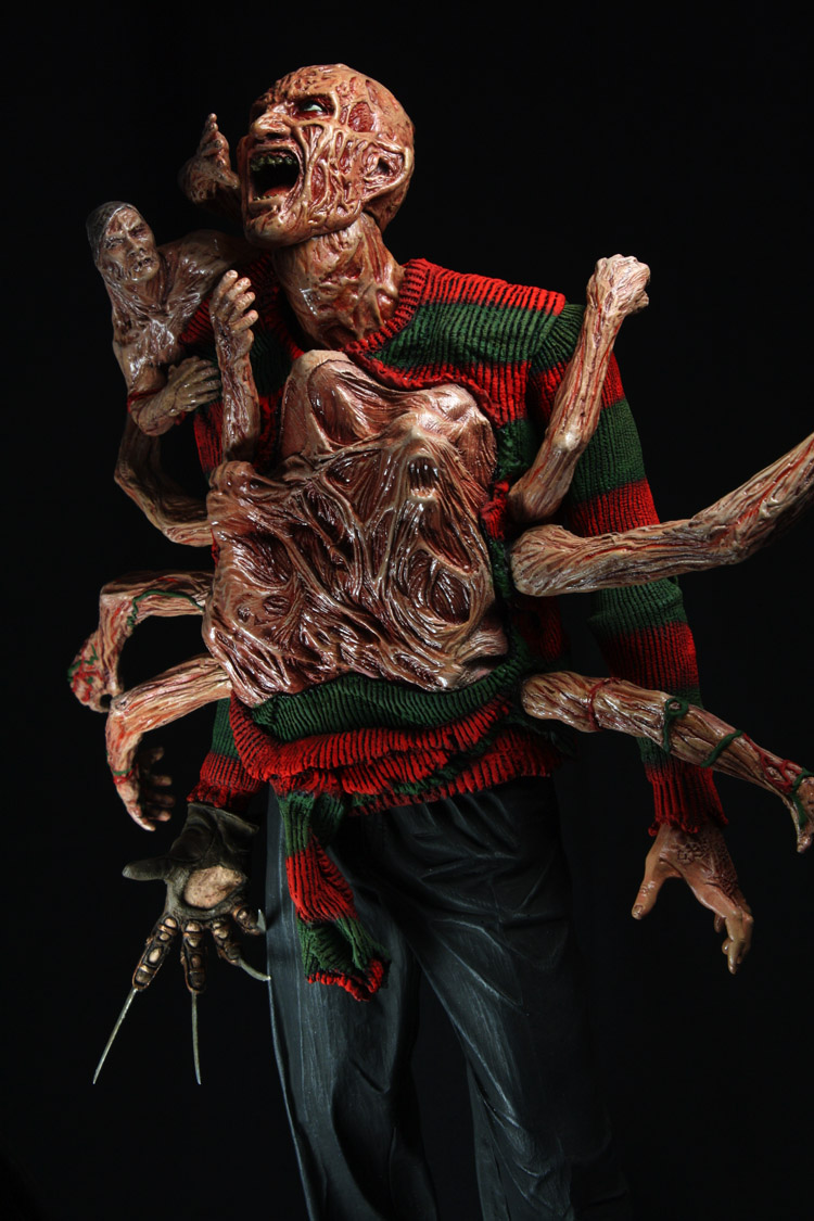Nightmare on elm street 3 freddy krueger new photo