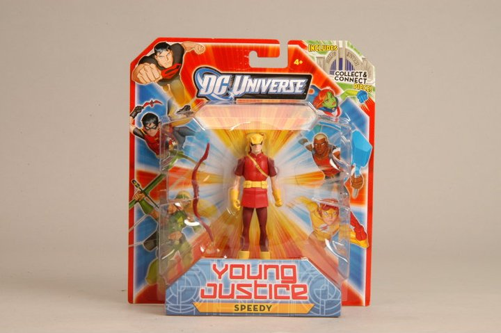 Young-Justice-SpeedyYoung Justice Speedy