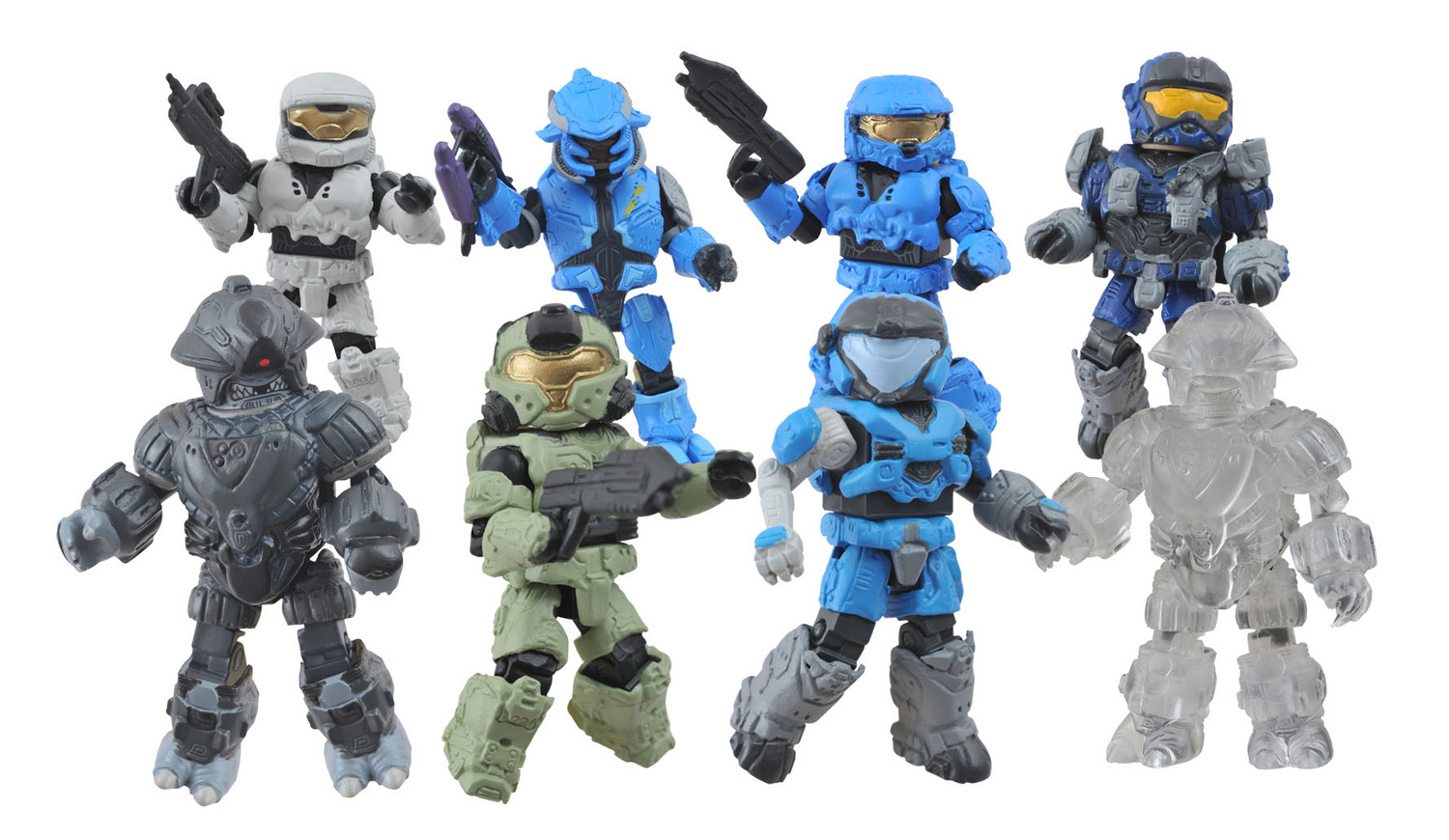 Halo Minimates Series 3 Halo Minimates Series 3