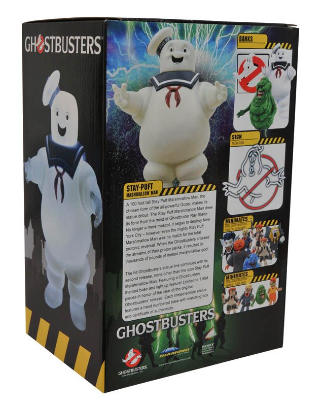 Stay-Puft-Marshmallow-Man-Mini-Statue-2