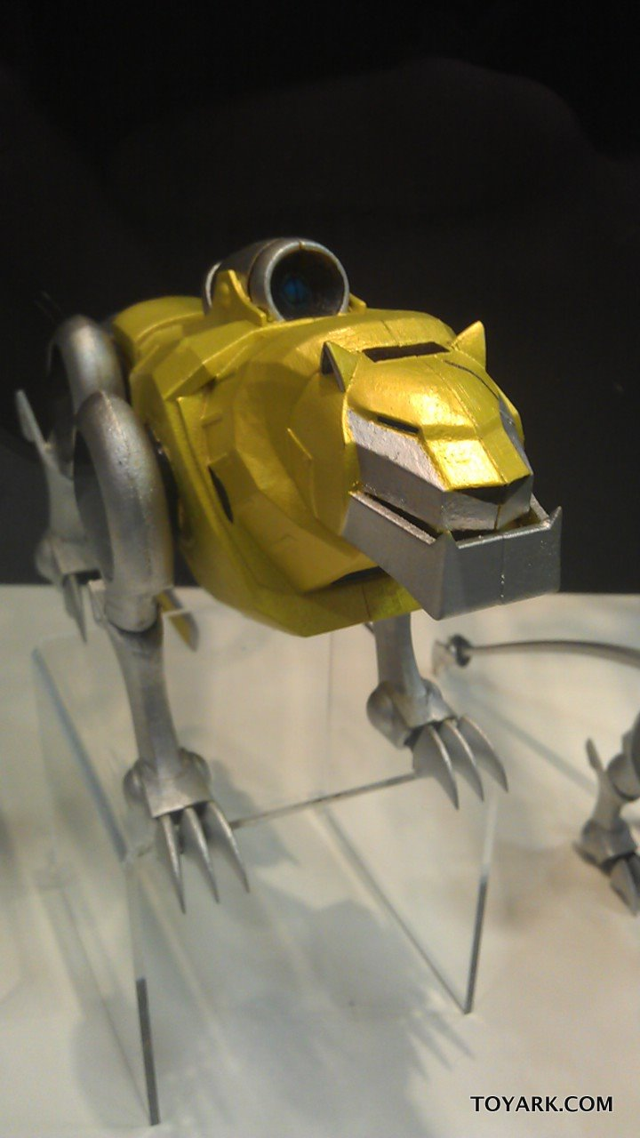 Voltron Force Yellow Lion Sdcc 2011 mattel voltron forceVoltron Yellow Lion