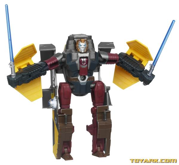 Star Wars Transformers July 2011 Product Images