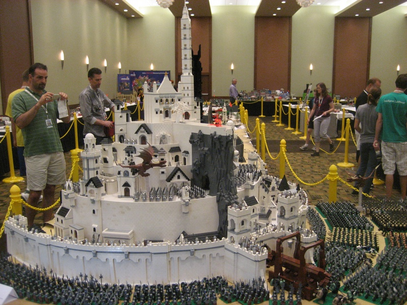 lego lord of the rings - photo #23