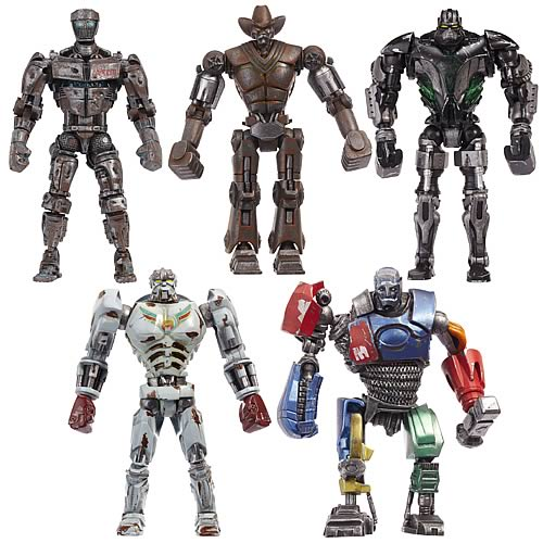 Real Steel Pictures Real Steel Wave 2 Basic