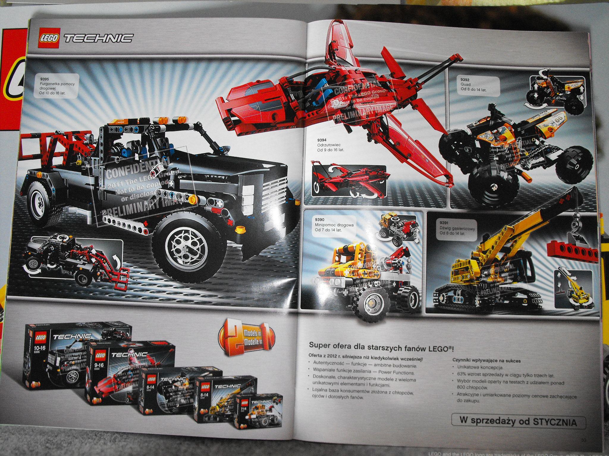 Lego Technic Sets 2012 *Official Pics* - YouTube
