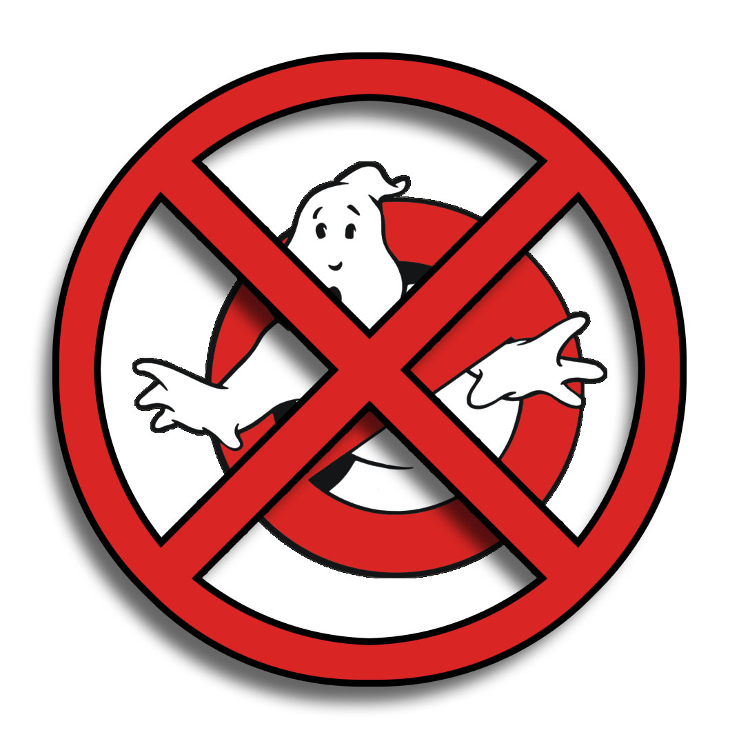 No-Ghostbusters