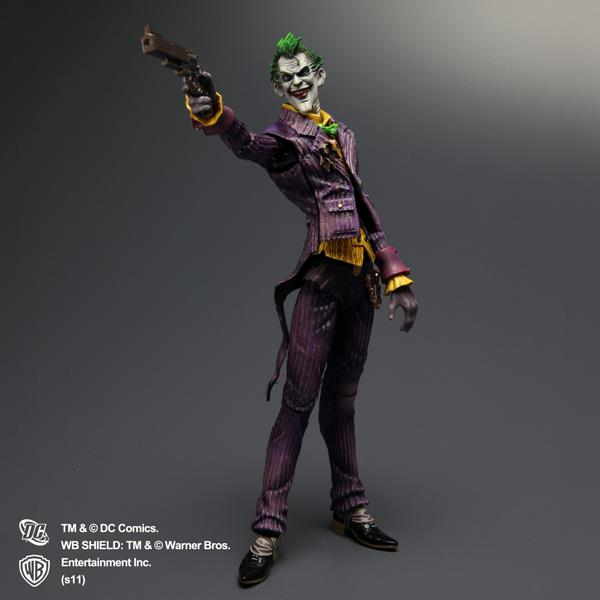 Batman: Arkham City - Joker