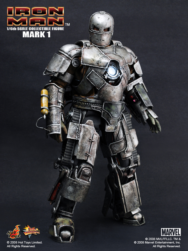iron man mark 1