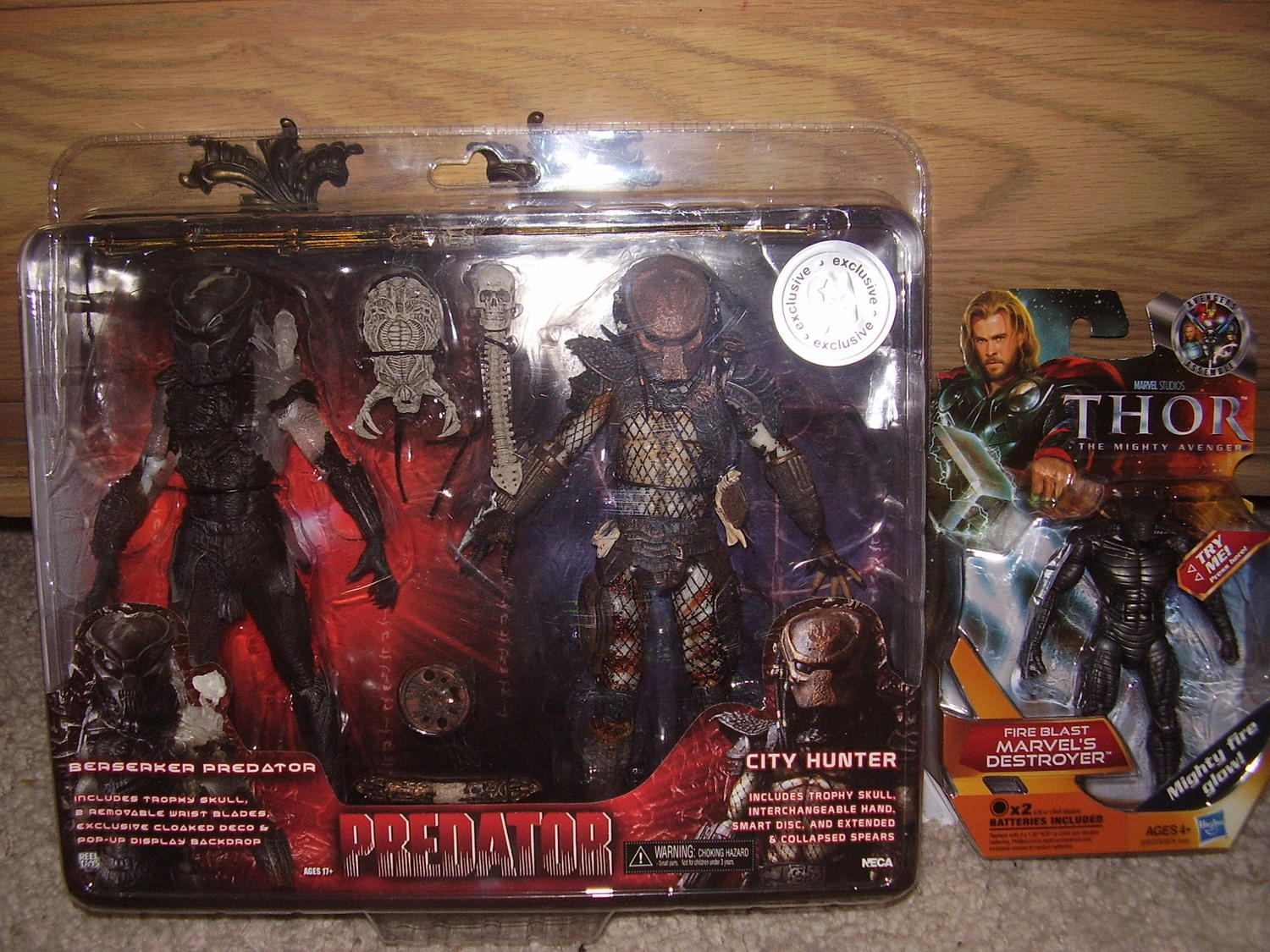 Predator Toys R Us : Toys r us predator pack found in stores the toyark news