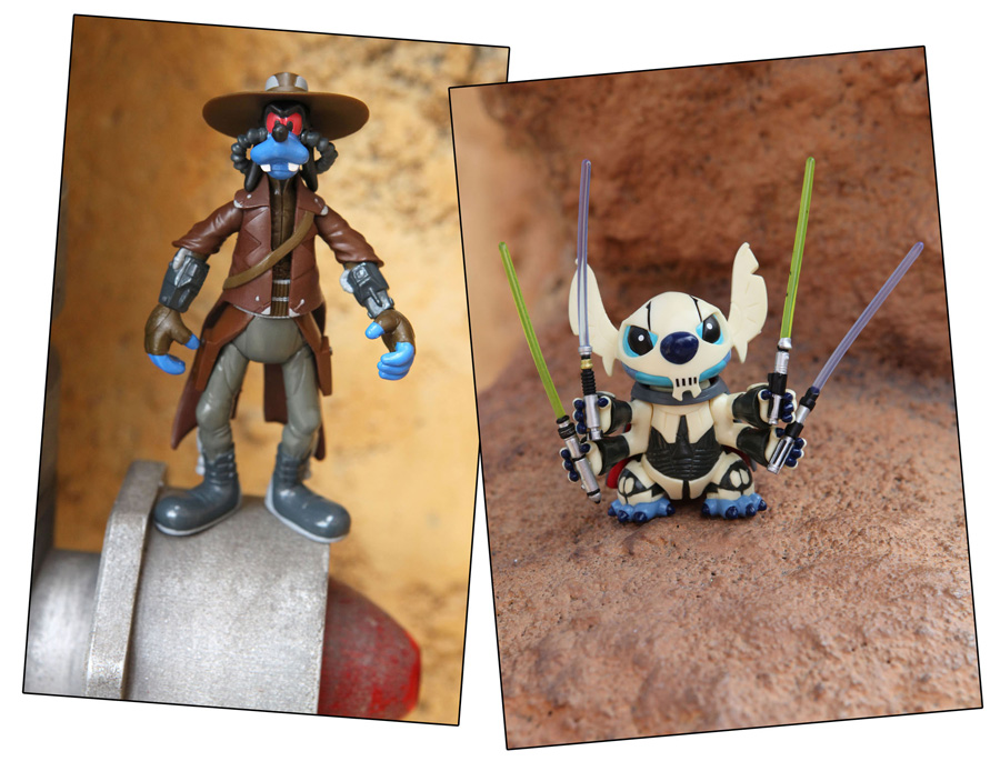 Star Wars Characters Toys : New star wars disney figures arrive in march the toyark