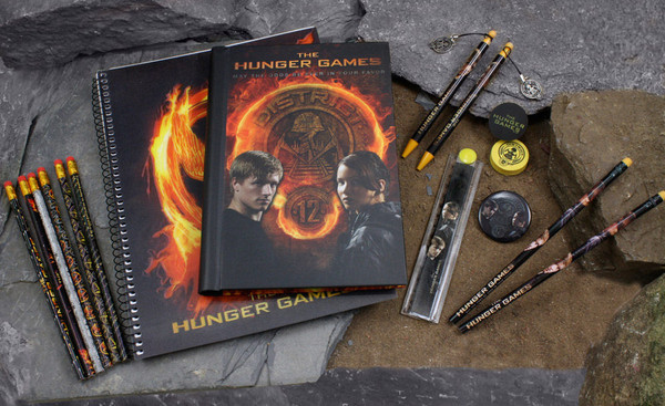 Neca Hunger Games Figures And Merchandise Revealed The