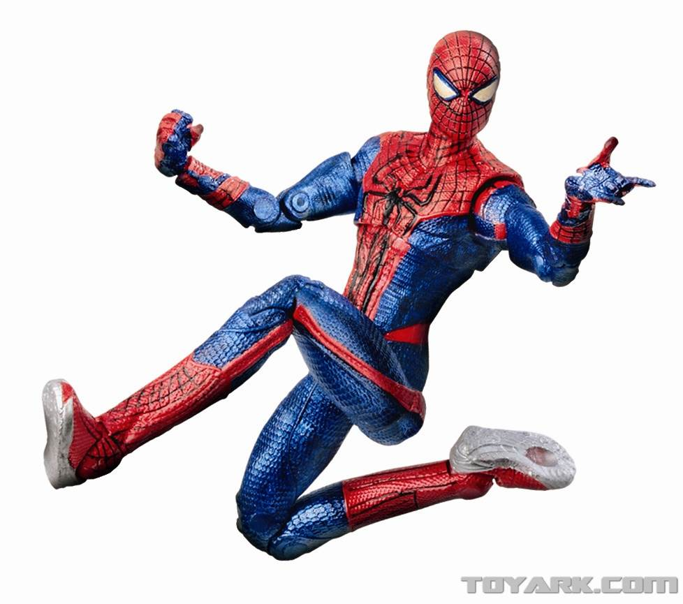 Spider Man Toys : Toy fair spider man official images the toyark news