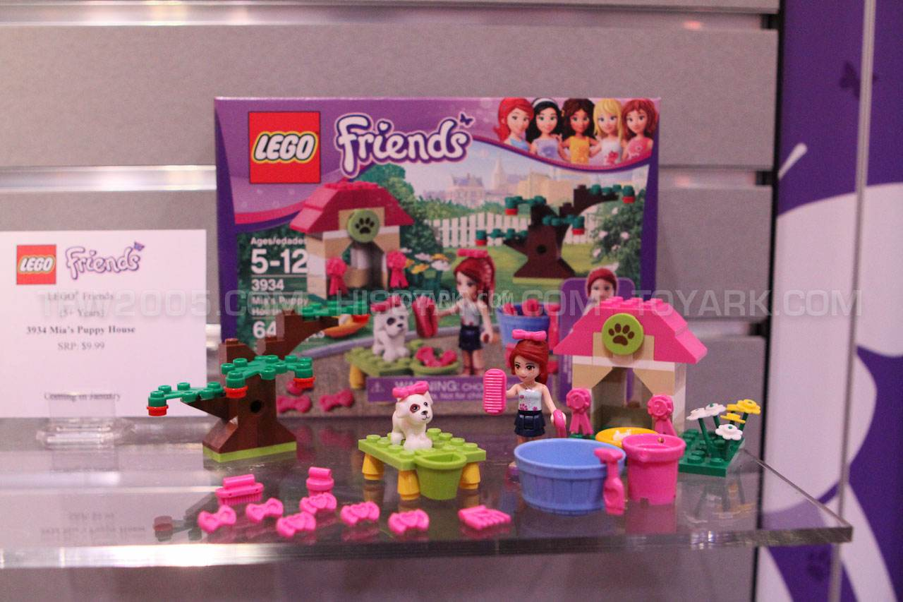 Toys And Friends : Toy fair lego friends images the toyark news