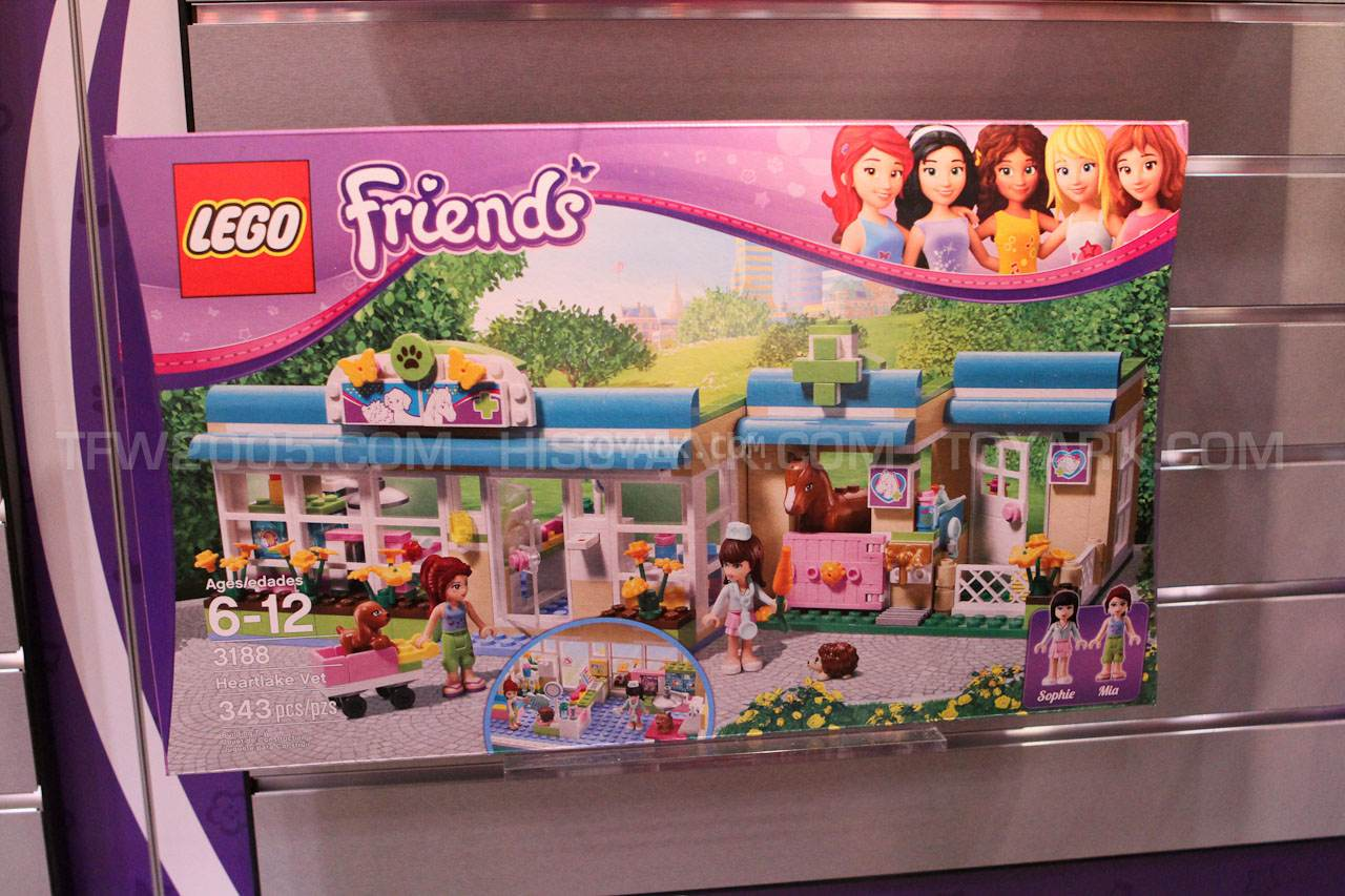 Toys For Friends : Toy fair lego friends images the toyark news