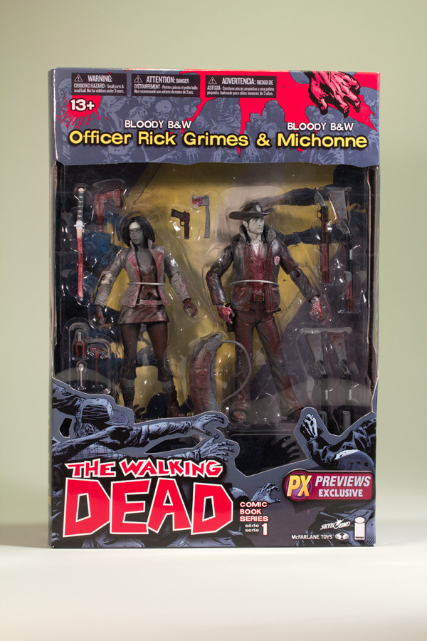 Walking-Dead-Michone-and-Rick-2-Pack-001