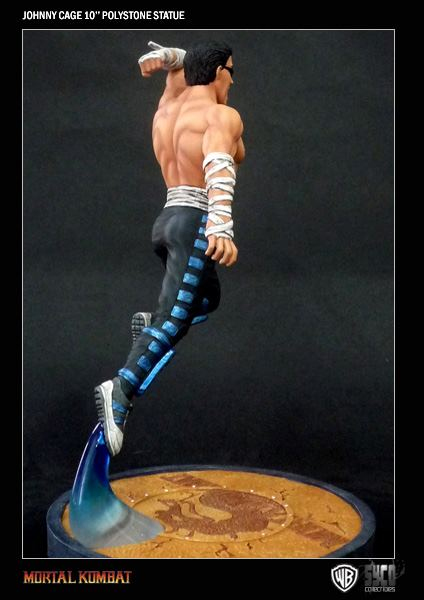 Storm Collectibles Teases Johnny Cage Figure?!?   Johnny