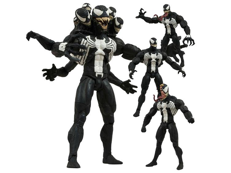 Marvel-Select-Venom