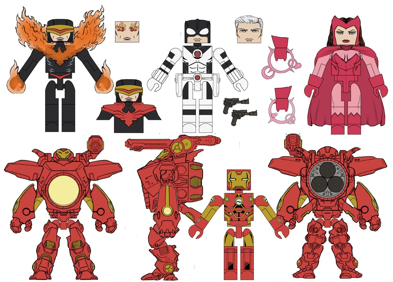 Avengers-vs-X-Men-Final-Minimates